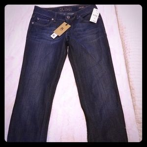 Size 26 DL1961 denim jeans